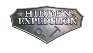 Hidden Expedition Game Logo